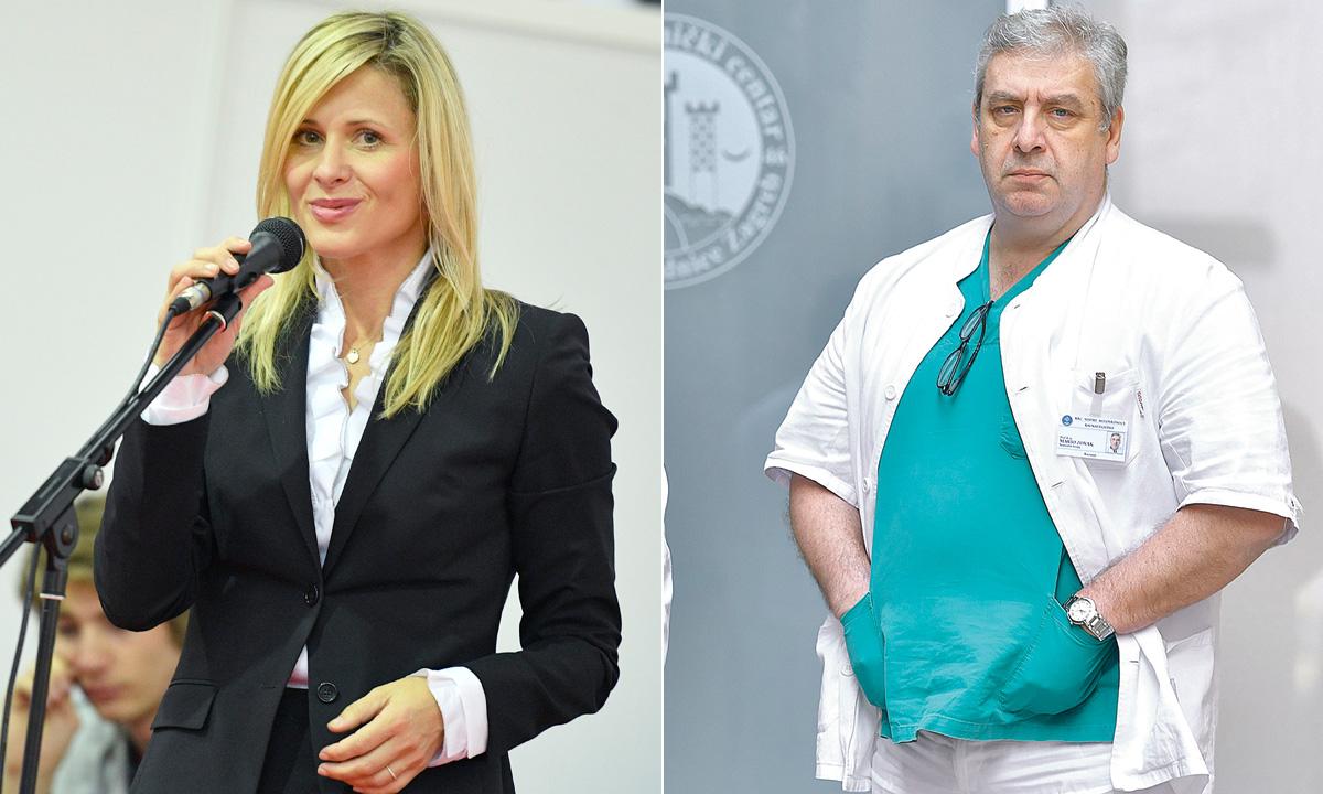 Dijana Zadravec, Mario Zovak