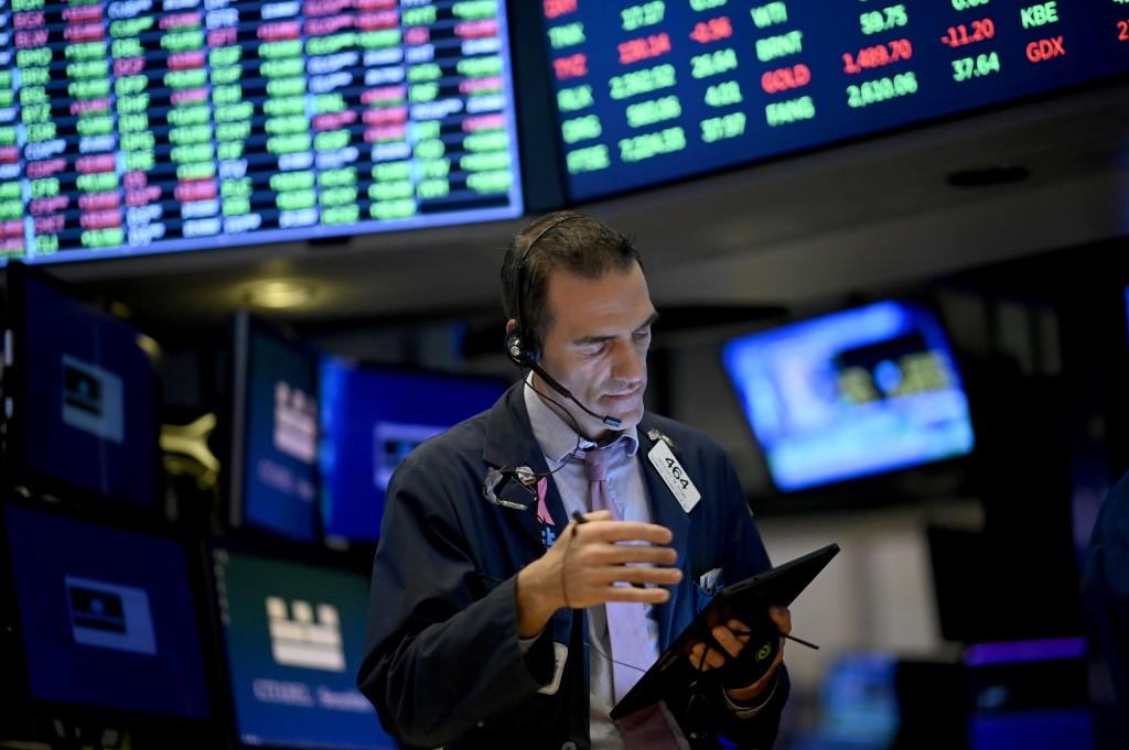 Wall Street broker