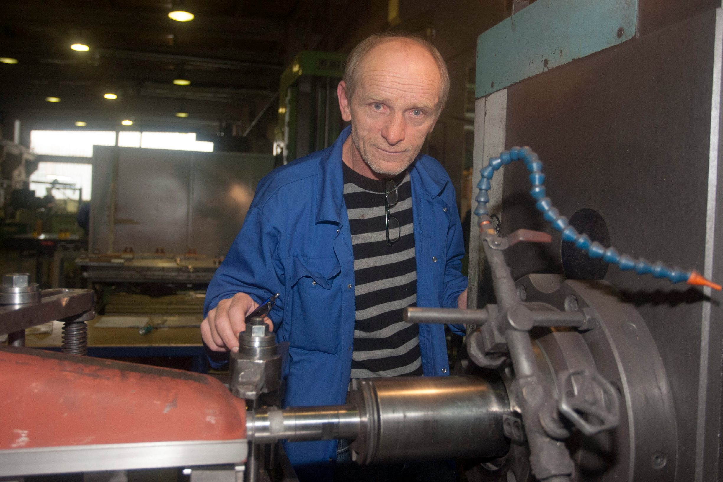 Dragutin Varga, direktor tvrtke ITAS iz Ivanca