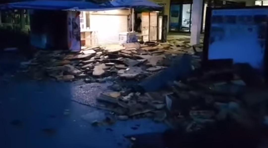 Posljedice olujnog nevremena u Mostaru