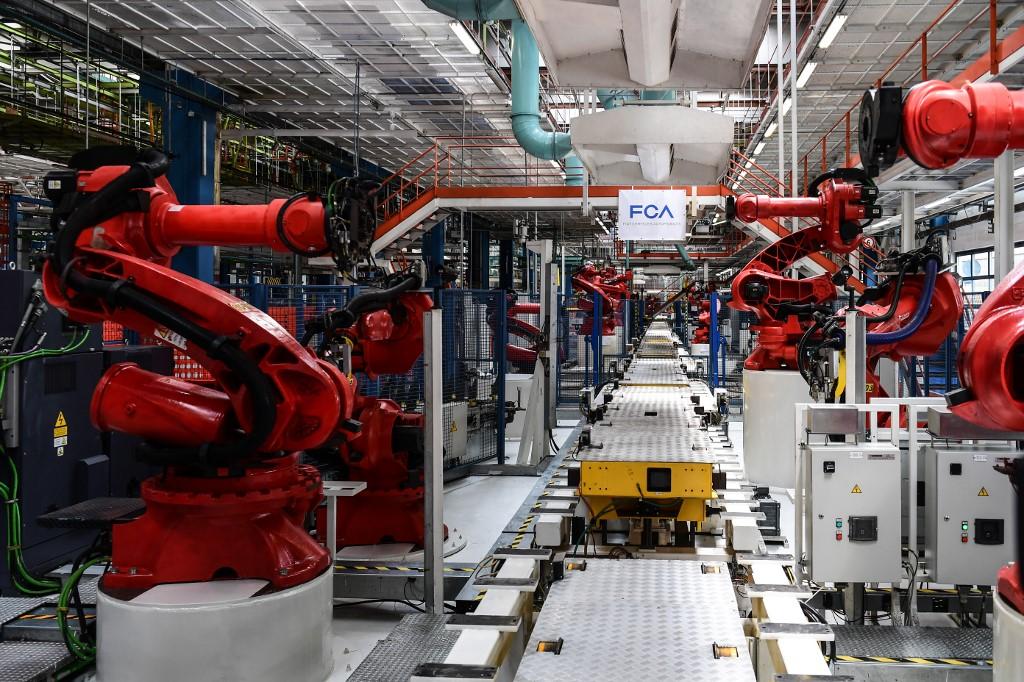 Tvornica Fiat Chryslera u Torinu