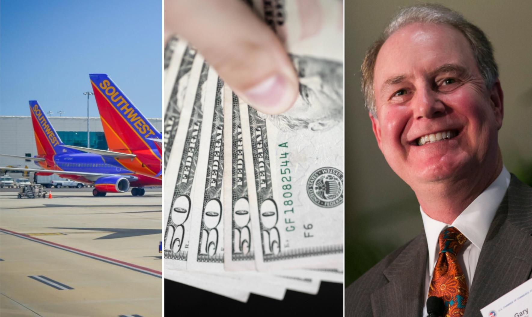 Southwest Airlines/ Dolari/ Gary Kelly