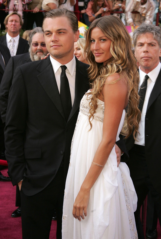 Leonardo DiCaprio i Gisele Bundchen 2005.