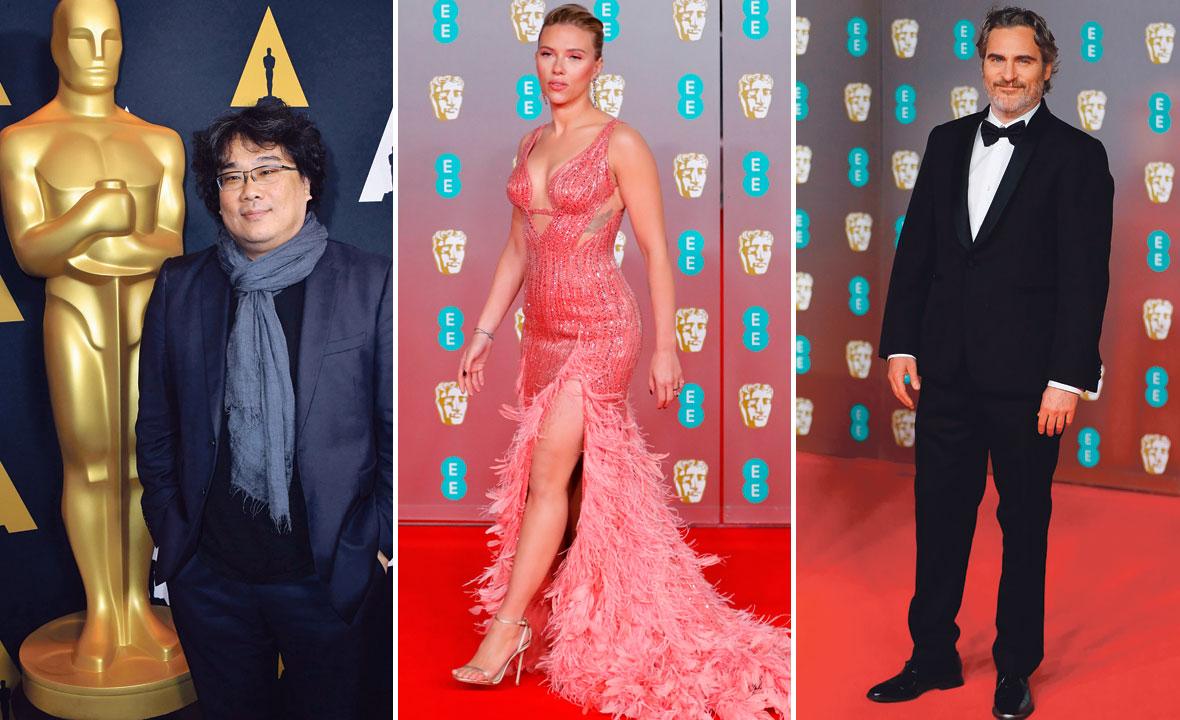 Bong Joon-hoo, Scarlett Johansson i Joaquin Phoenix