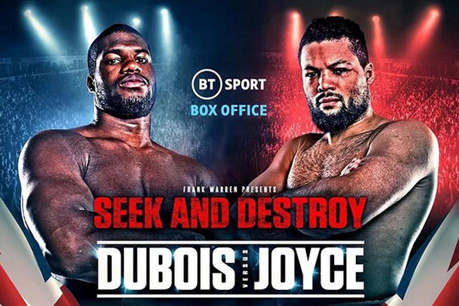Dubois vs. Joyce