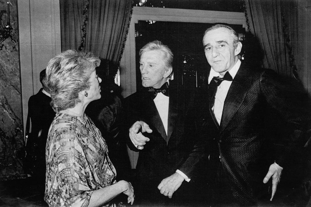Kirk Douglas i Veljko Bulajić