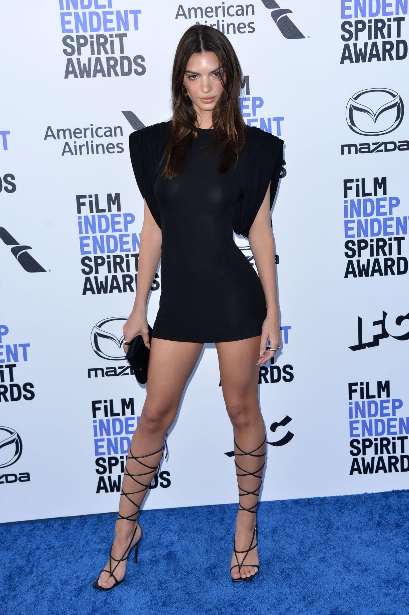 2020 Film Independent Spirit Awards. 08 Feb 2020, Image: 497293261, License: Rights-managed, Restrictions: World Rights, Model Release: no, Credit line: Tony DiMaio/MEGA / The Mega Agency / Profimedia