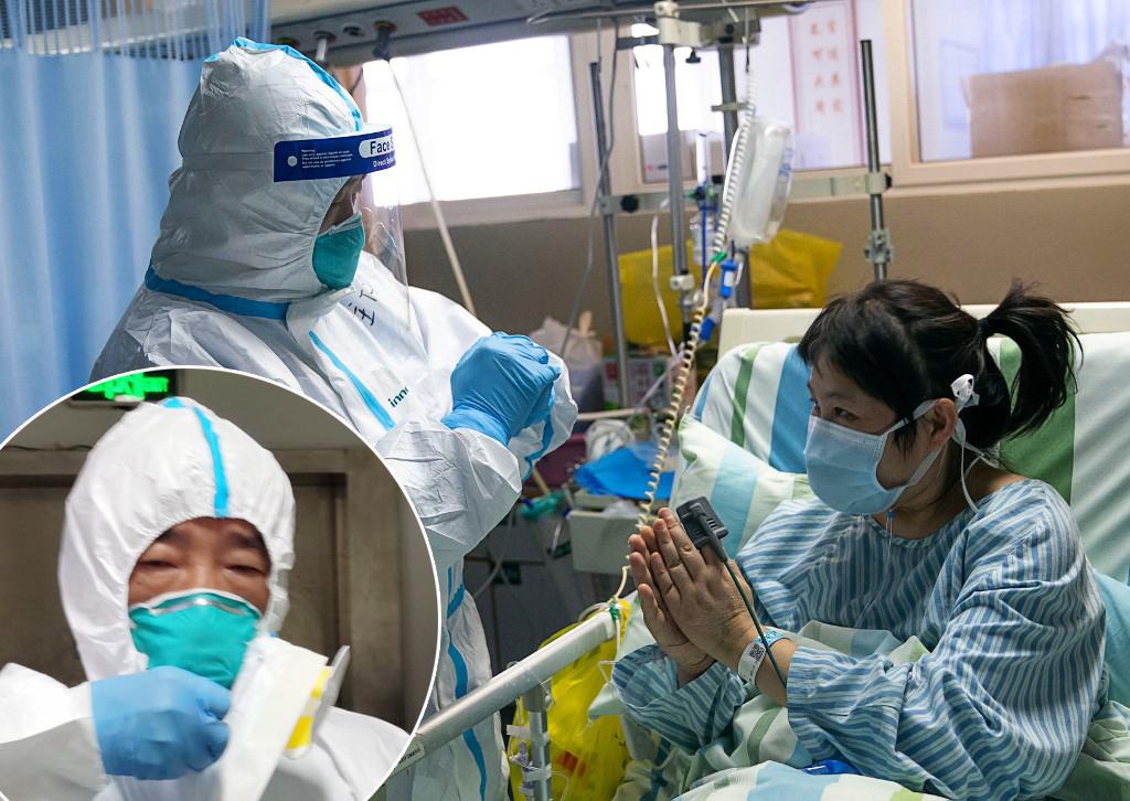 Liječnik Peng Zhiyong