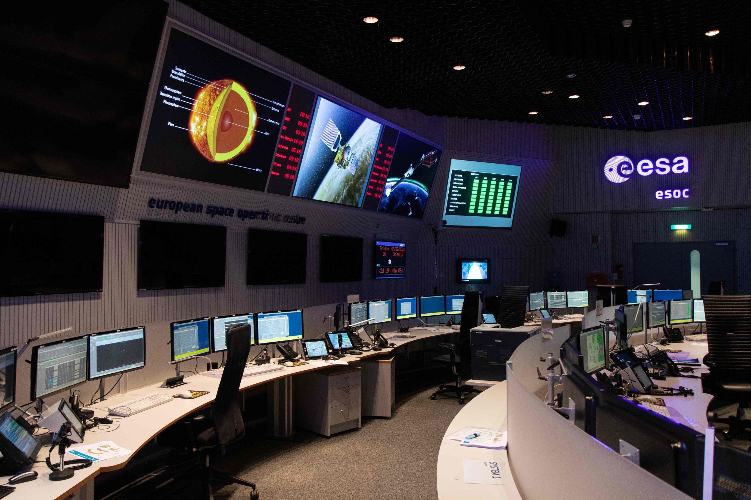 Sjedište Europske svemirske agencije