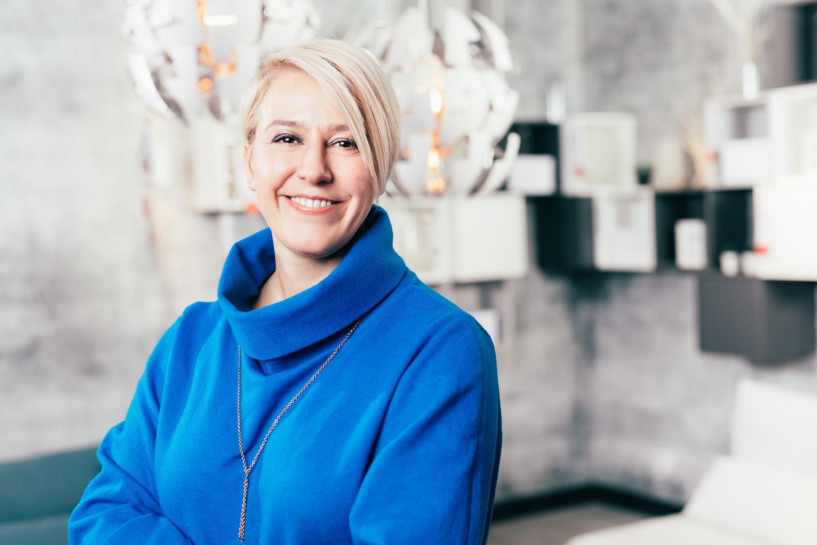 Sara Del Fabbro, direktorica Ikee u jugoistočnoj Europi