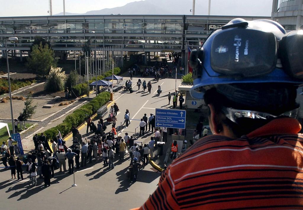 Zračna luka Arturo Merino Benítez u gradu Santiagu