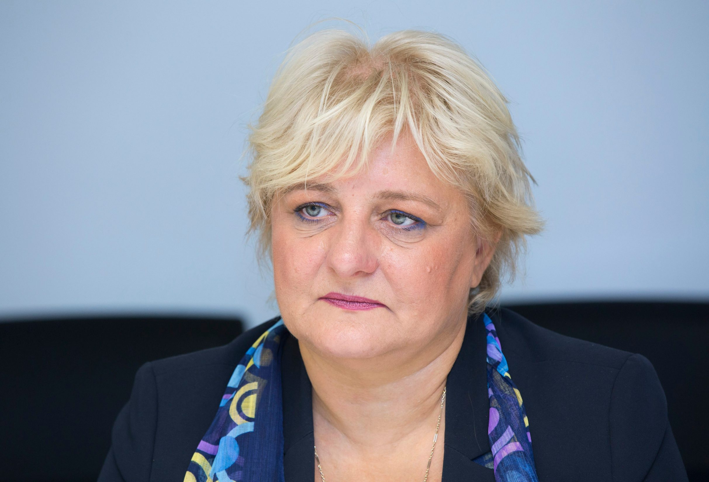 European Maritime Safety Agency director Maja Markovcic Kostelac