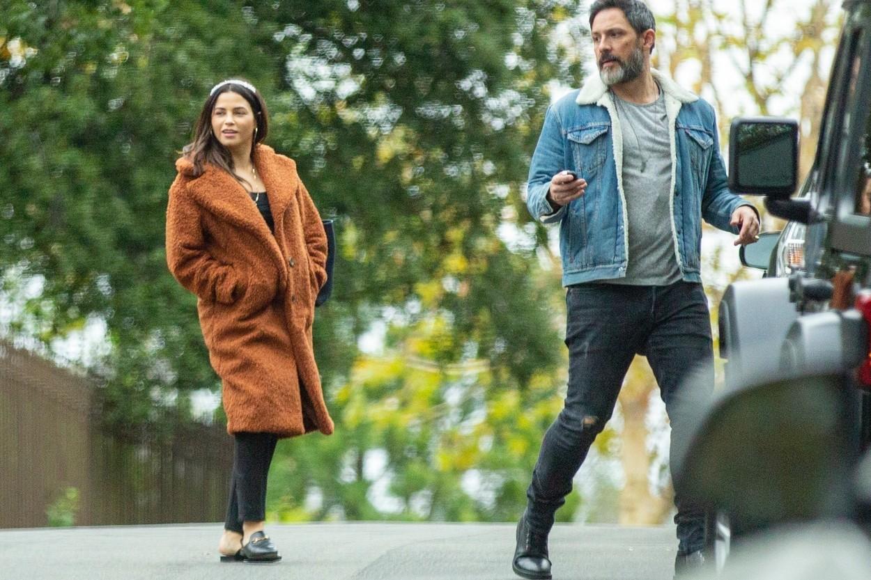Jenna Dewan i Steve Kazee