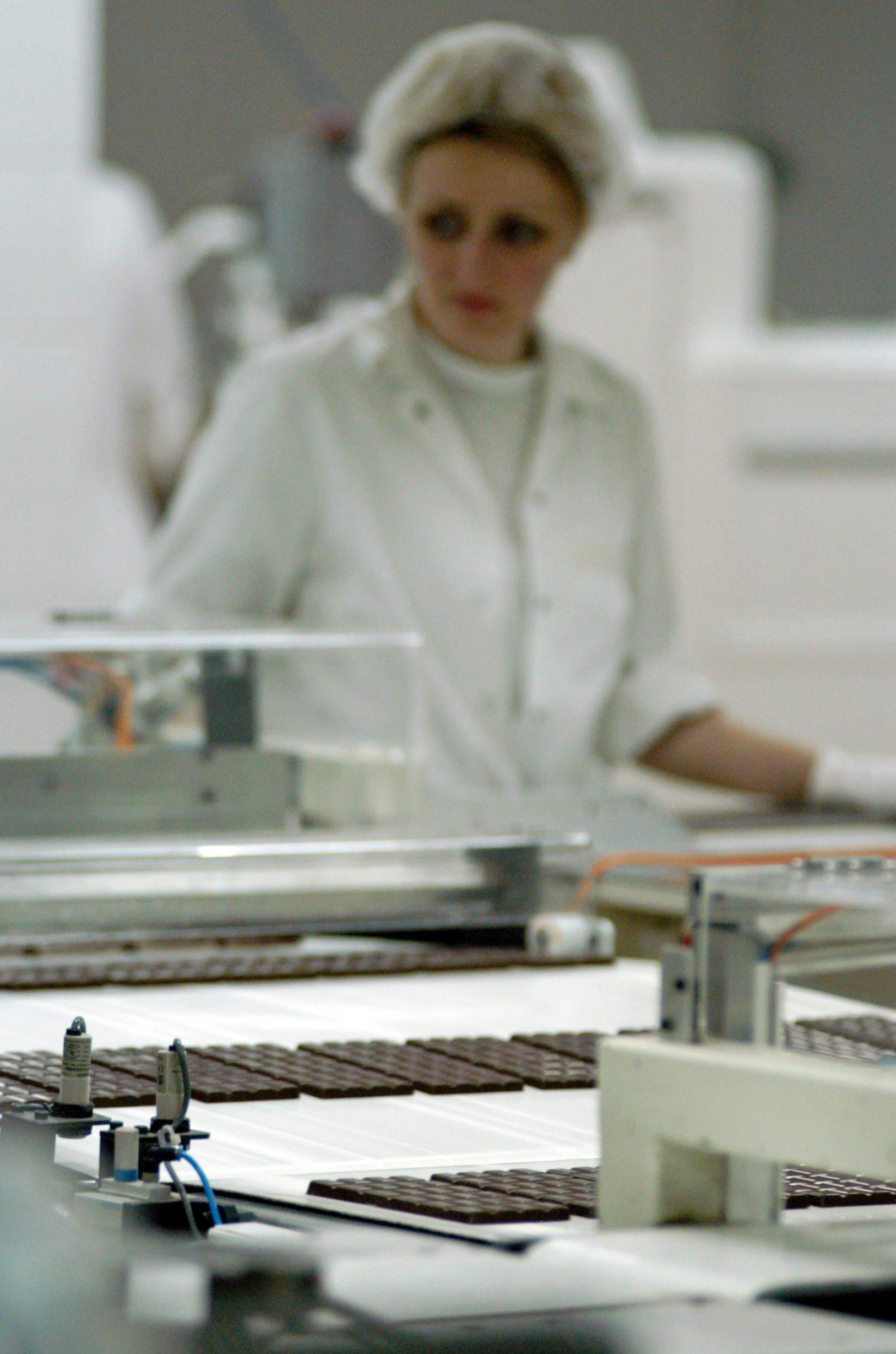 Tvornica čokolade Zvečevo