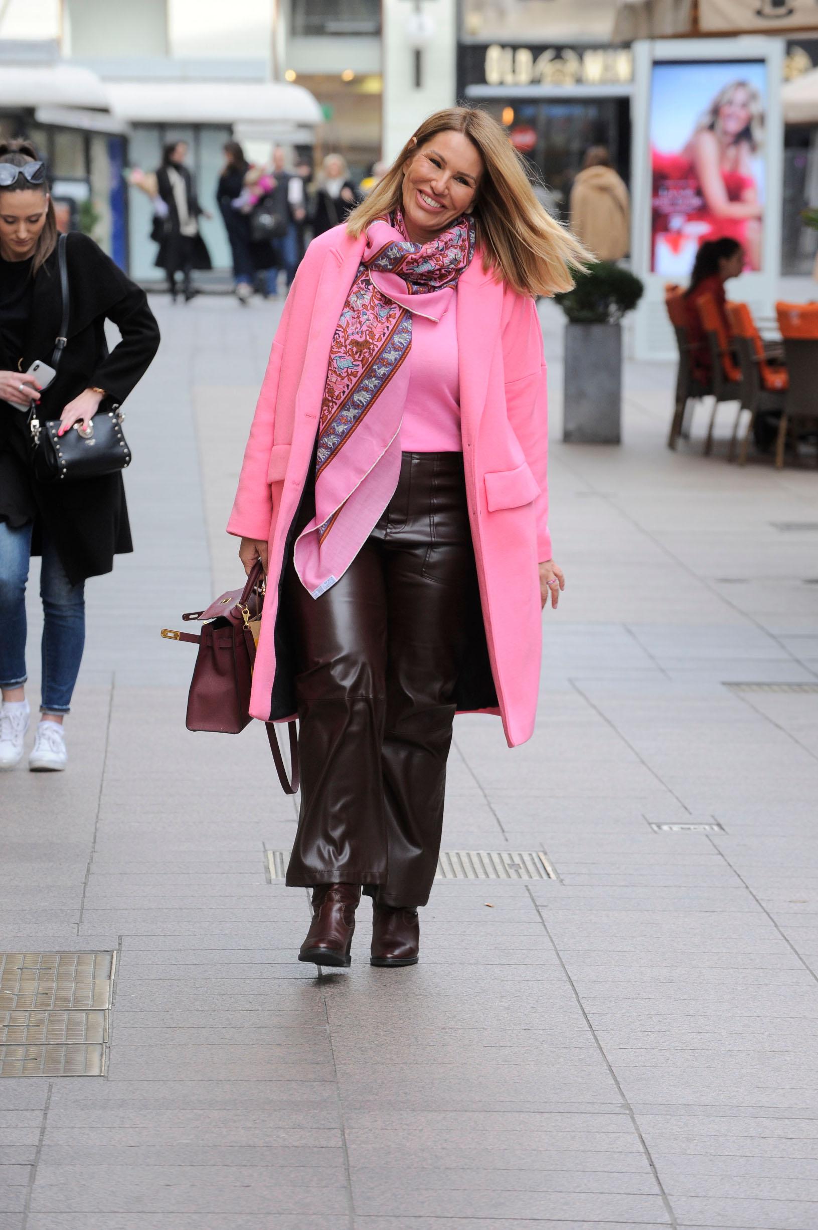 Iva Todorić prava je vjesnica proljeća u 'bubblegum' ružičastoj kombinaciji.