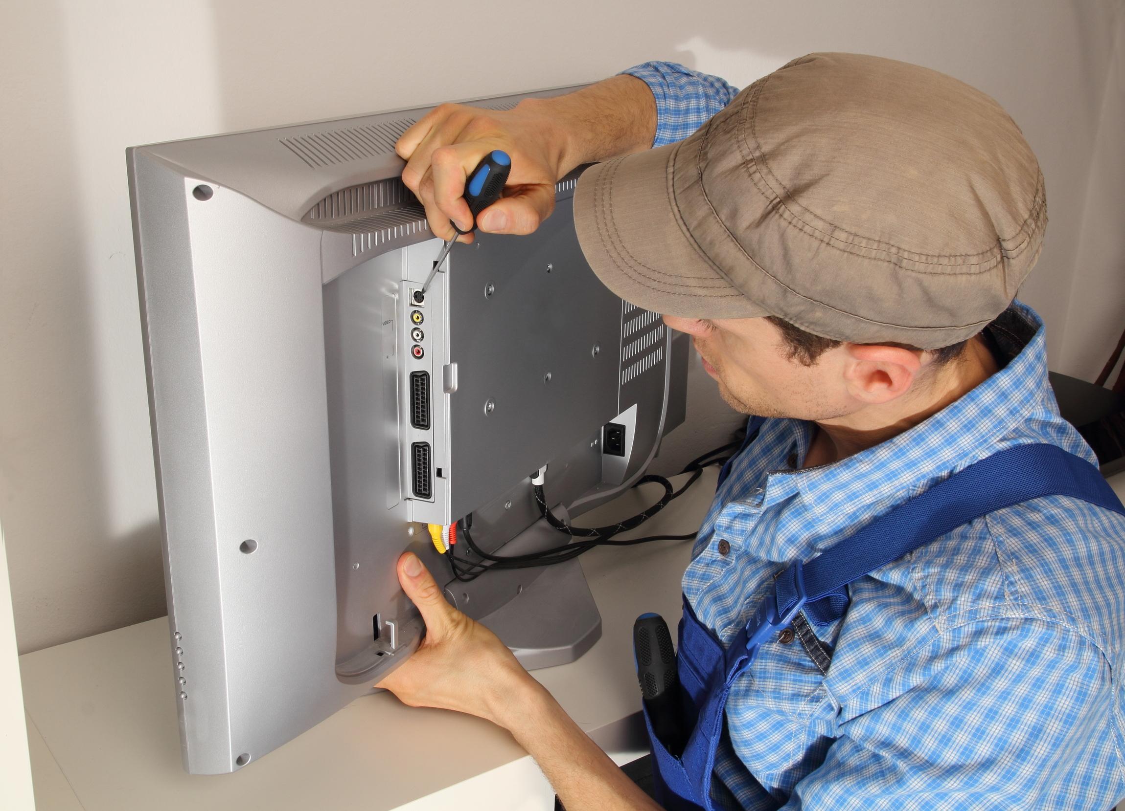 Ilustracija: popravak elektroničkih aparata