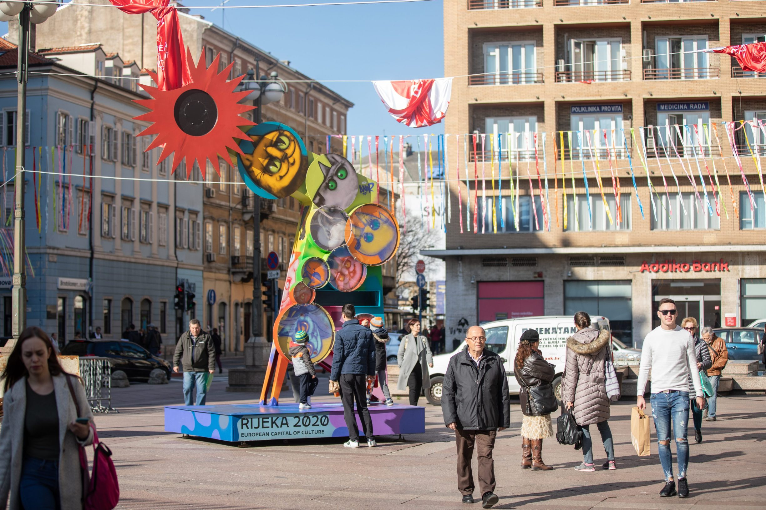 Rijeka 2020 has decided, in agreement with its partners, to cancel all events scheduled until April 14