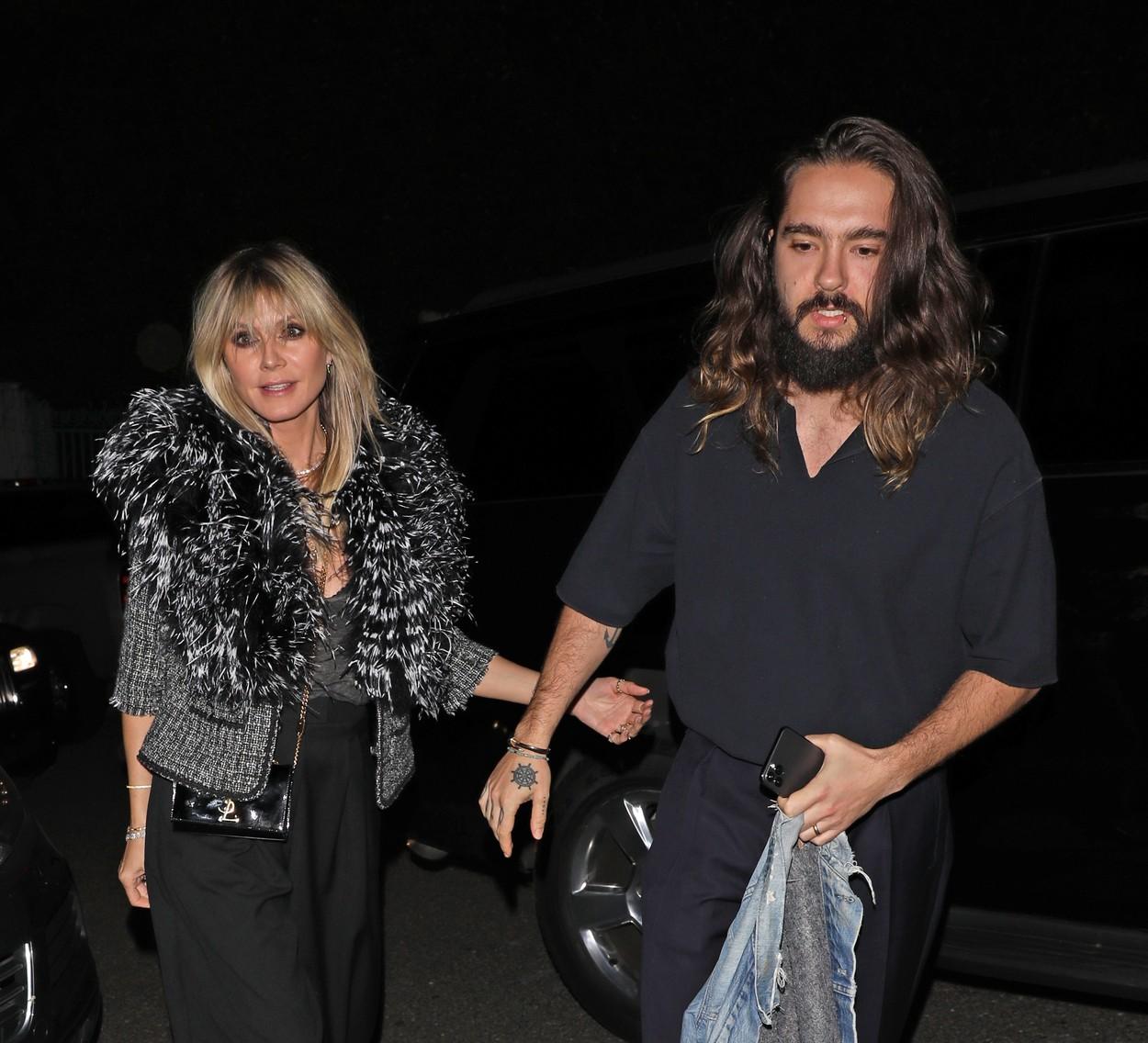 Heidi Klum i Tom Kaulitz