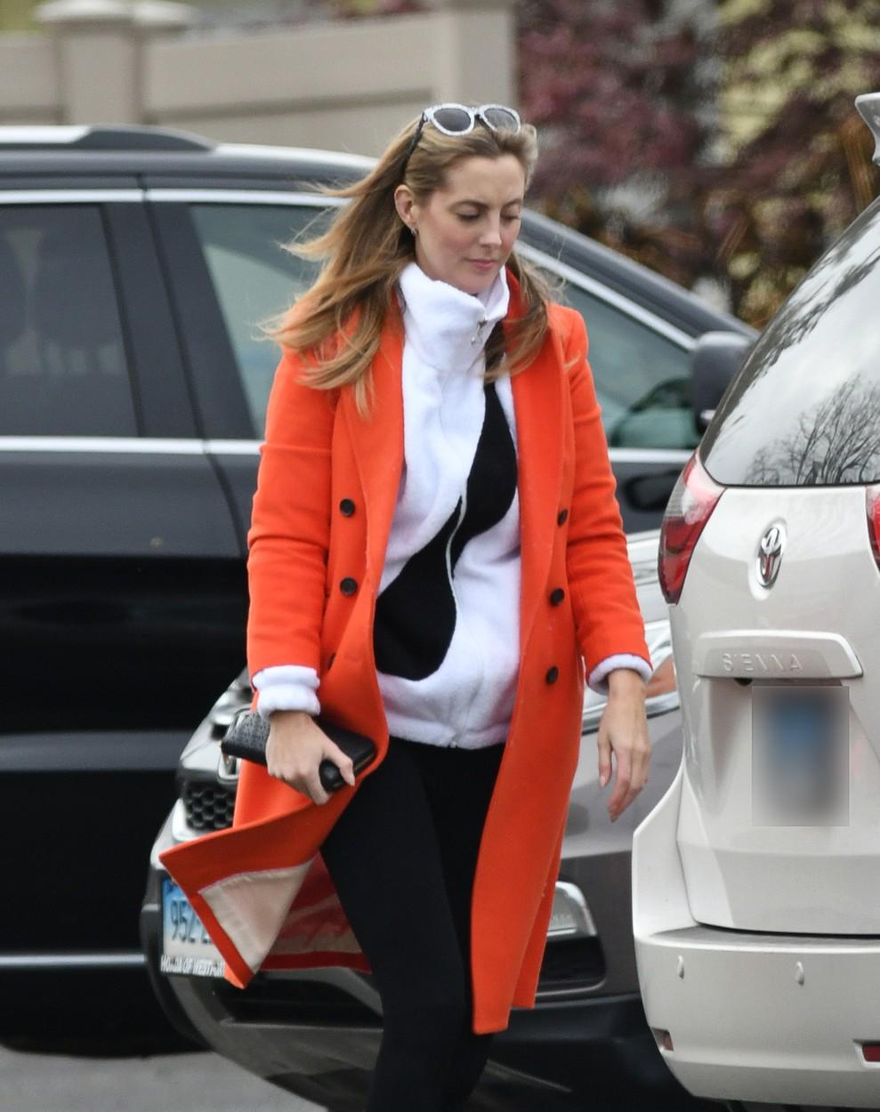 Eva Amurri Martino u šetnji tijekom studenog 2019. godine
