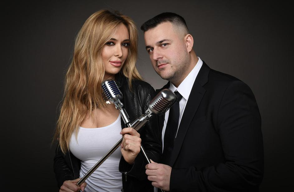 Najveći balkanski influencer Dean Kotiga i pjevačica - mentorica Lidija Bačić
