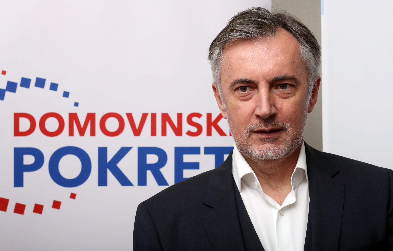 Jutarnji list - OGLASIO SE MIROSLAV ŠKORO 'Domovinski pokret nije ...