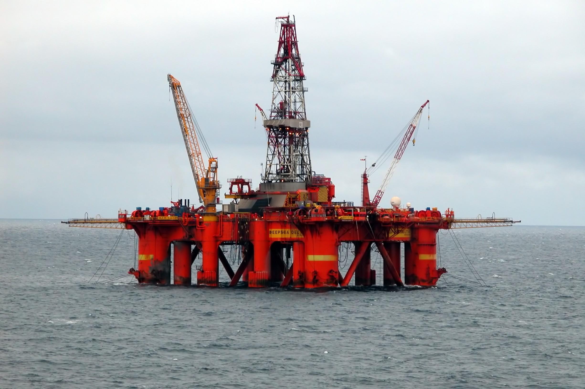 Deepsea Bergen rig