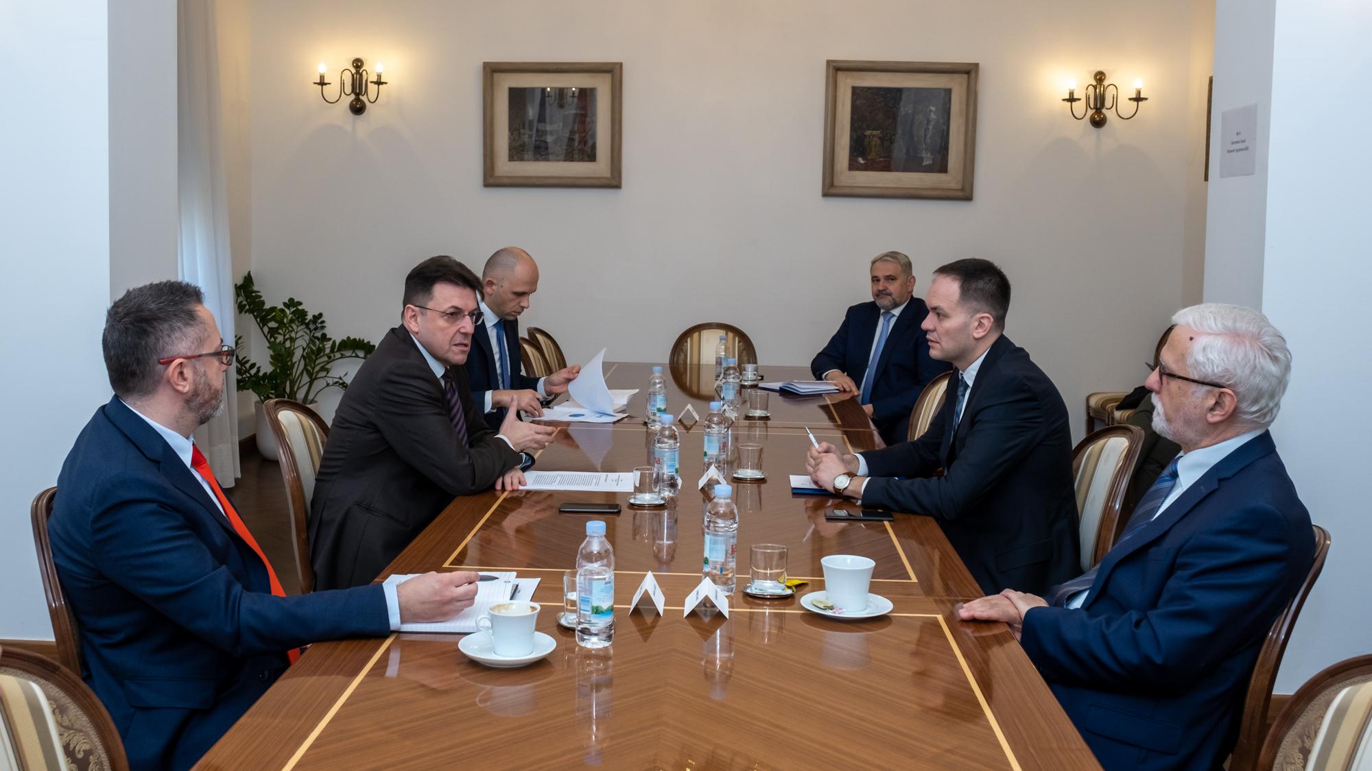 Marko Jurčić, Luka Burilović, Davor Majetić, Dinko Lucić i Darinko Bago