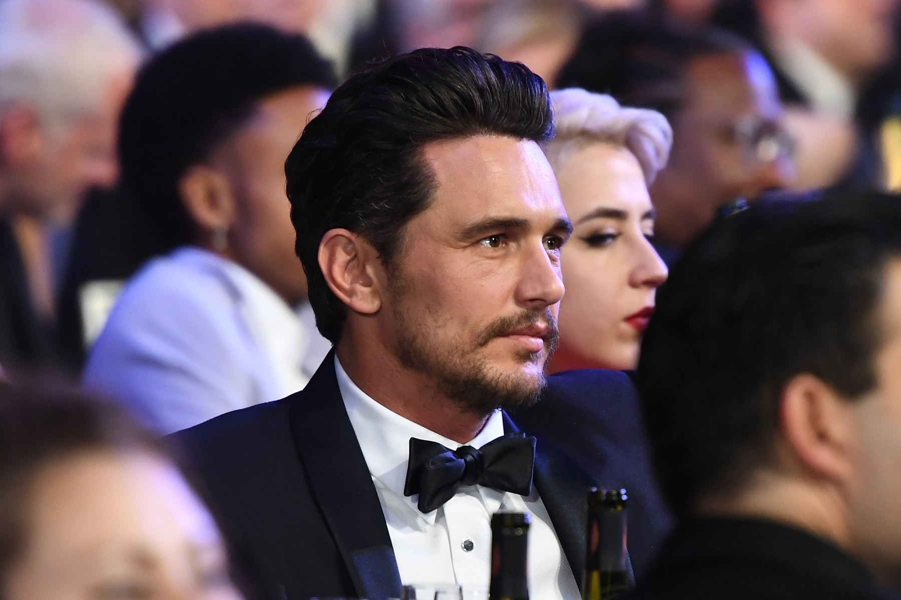 LOS ANGELES, CA - JANUARY 21:  Actor James Franco attends the 24th Annual Screen Actors Guild Awards at The Shrine Auditorium on January 21, 2018 in Los Angeles, California. 27522_009  (Photo by Dimitrios Kambouris/Getty Images for Turner)