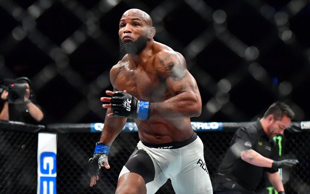 New York - NY - 12/11/2016 - UFC 205 -  Chris