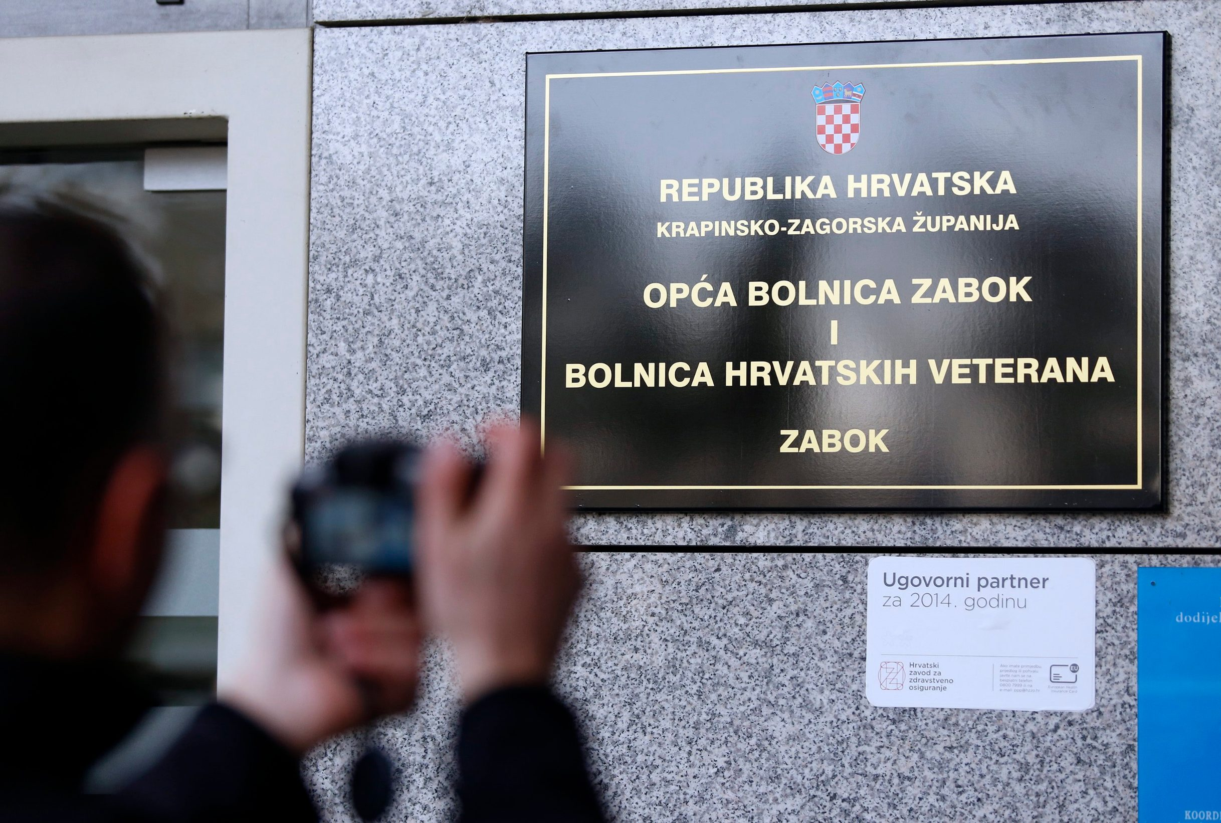 Opća bolnica Zabok i bolnica hrvatskih veterana