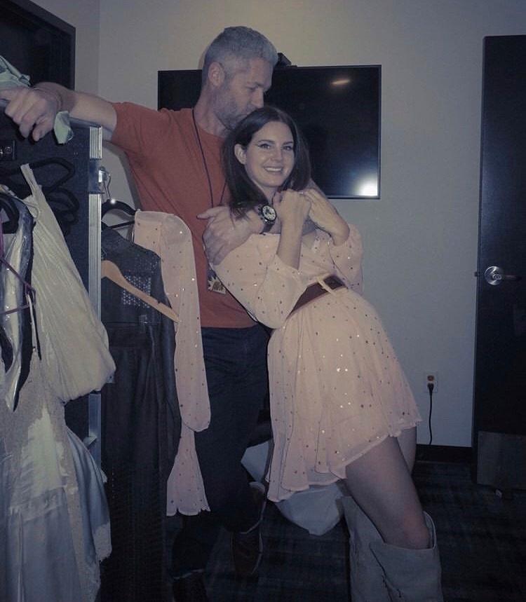 Lana Del Rey i Sean Larkin u opuštenom druženju