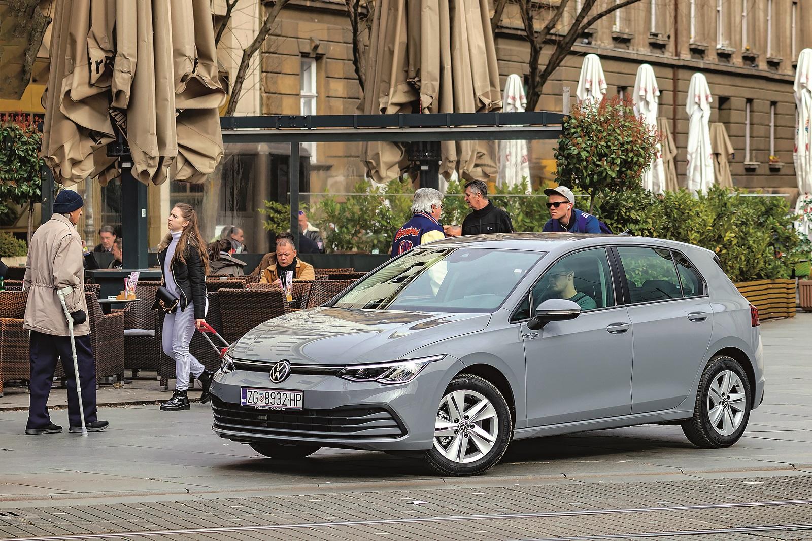 VW Golf 2.0 TDI 2020.