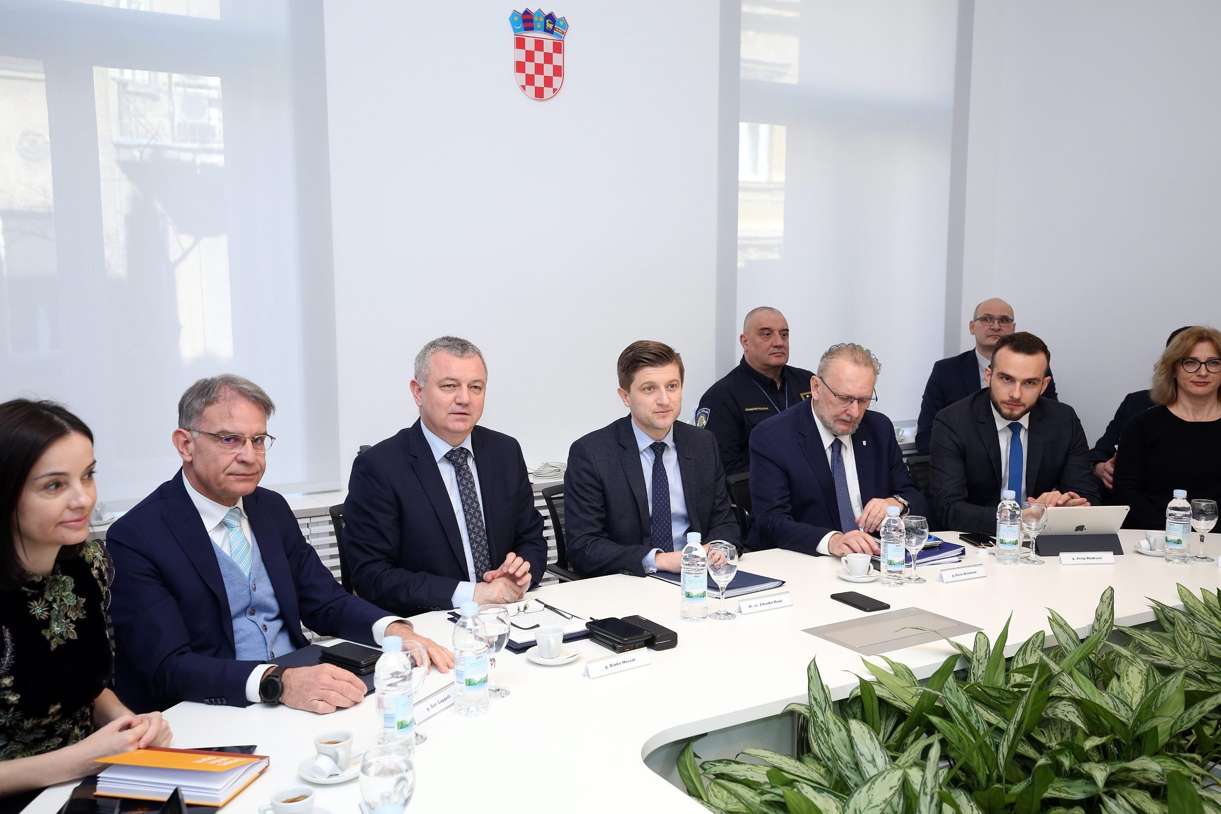 Gari Cappelli, Darko Horvat, Zdravko Marić, Davor Božinović, Josip Aladrović