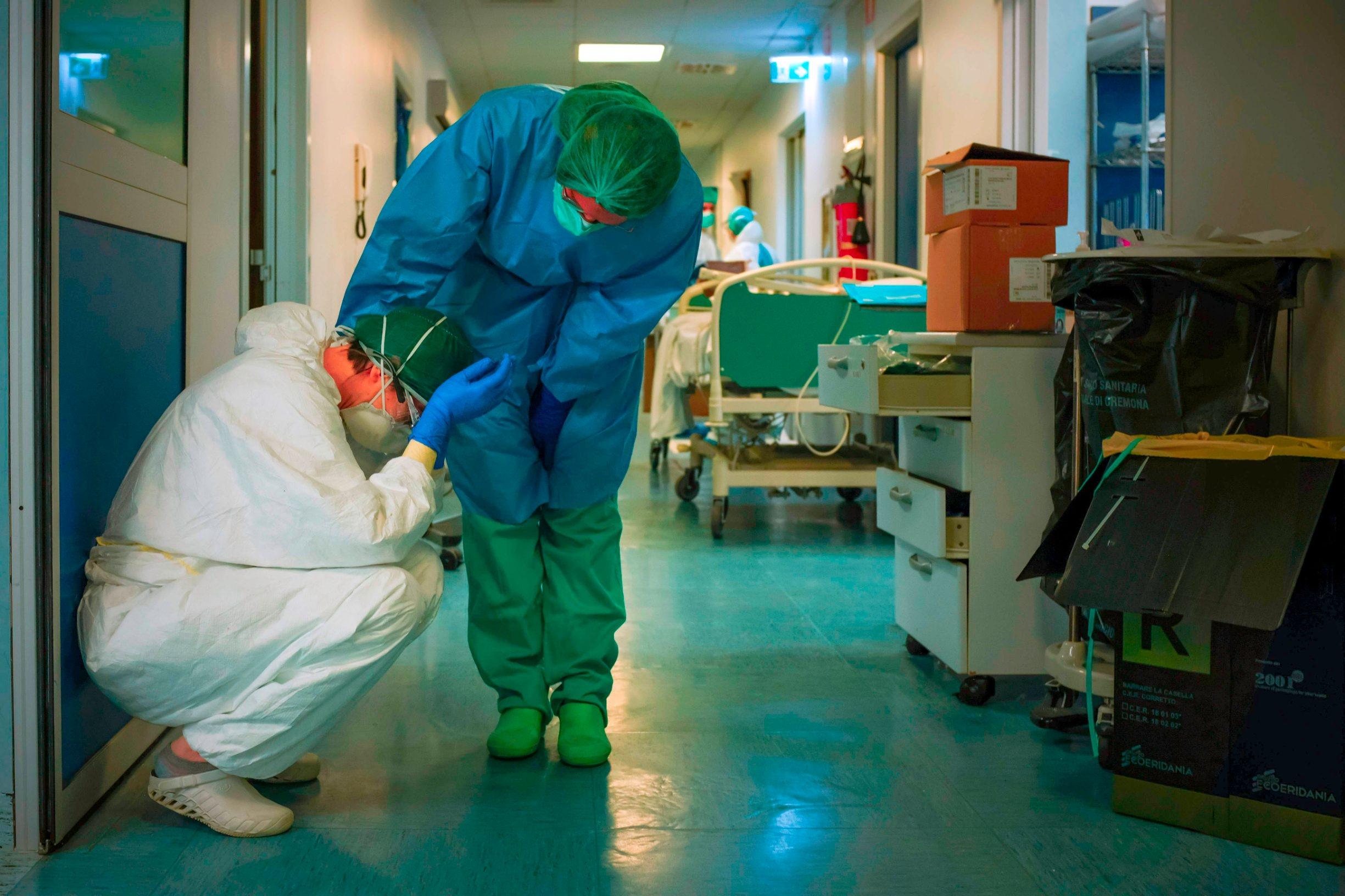 Bolnica u Cremoni, Italija