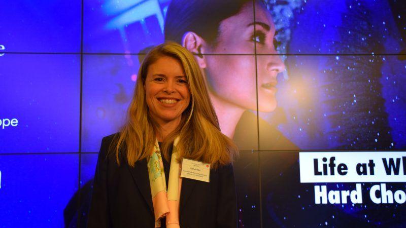 Natalie Moll, generalna direktorica Europske federacije farmaceutske industrije i udruženja (EFPIA).