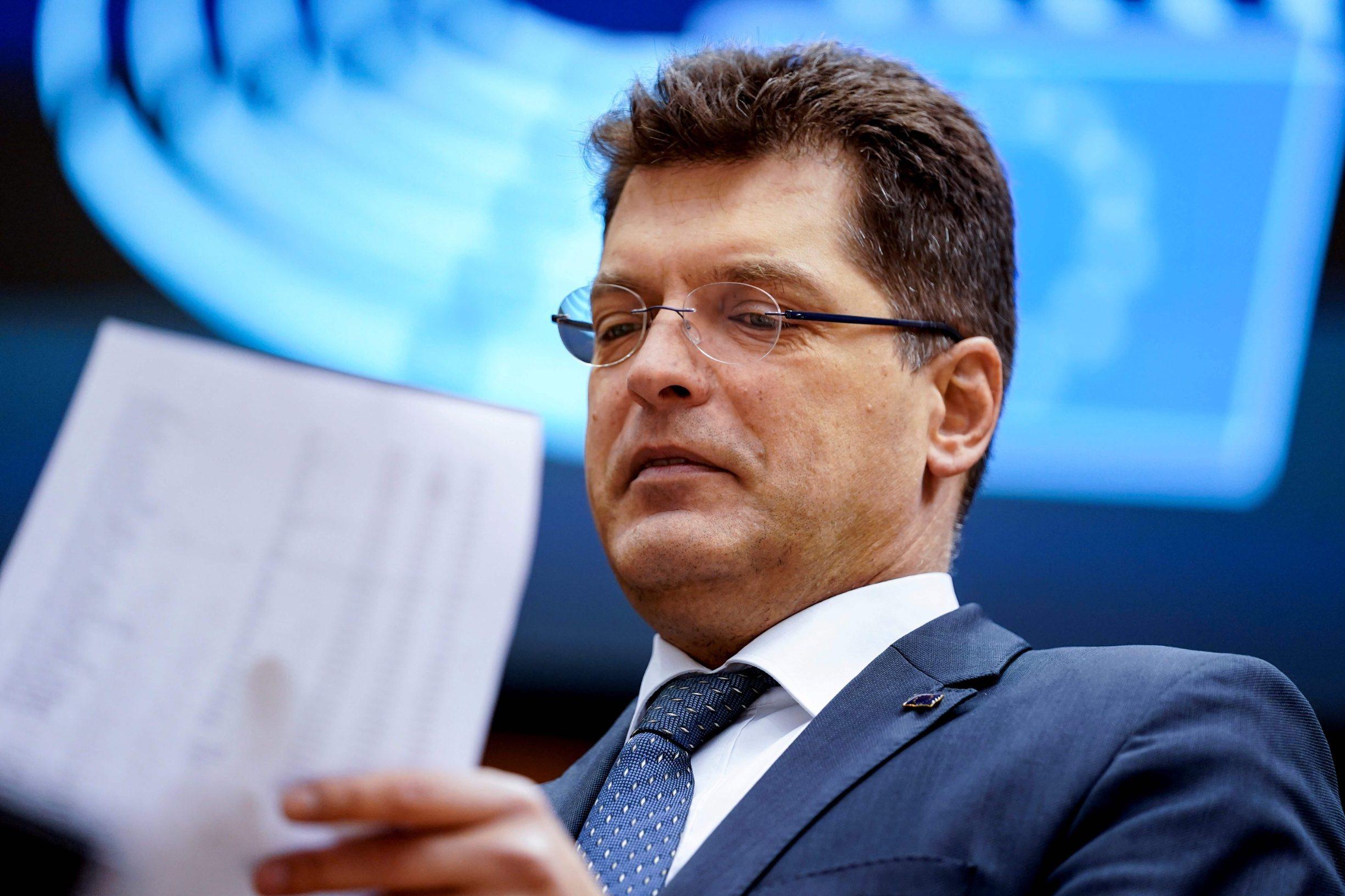 Janez Lenačič, povjerenik EU za krizno upravljanje