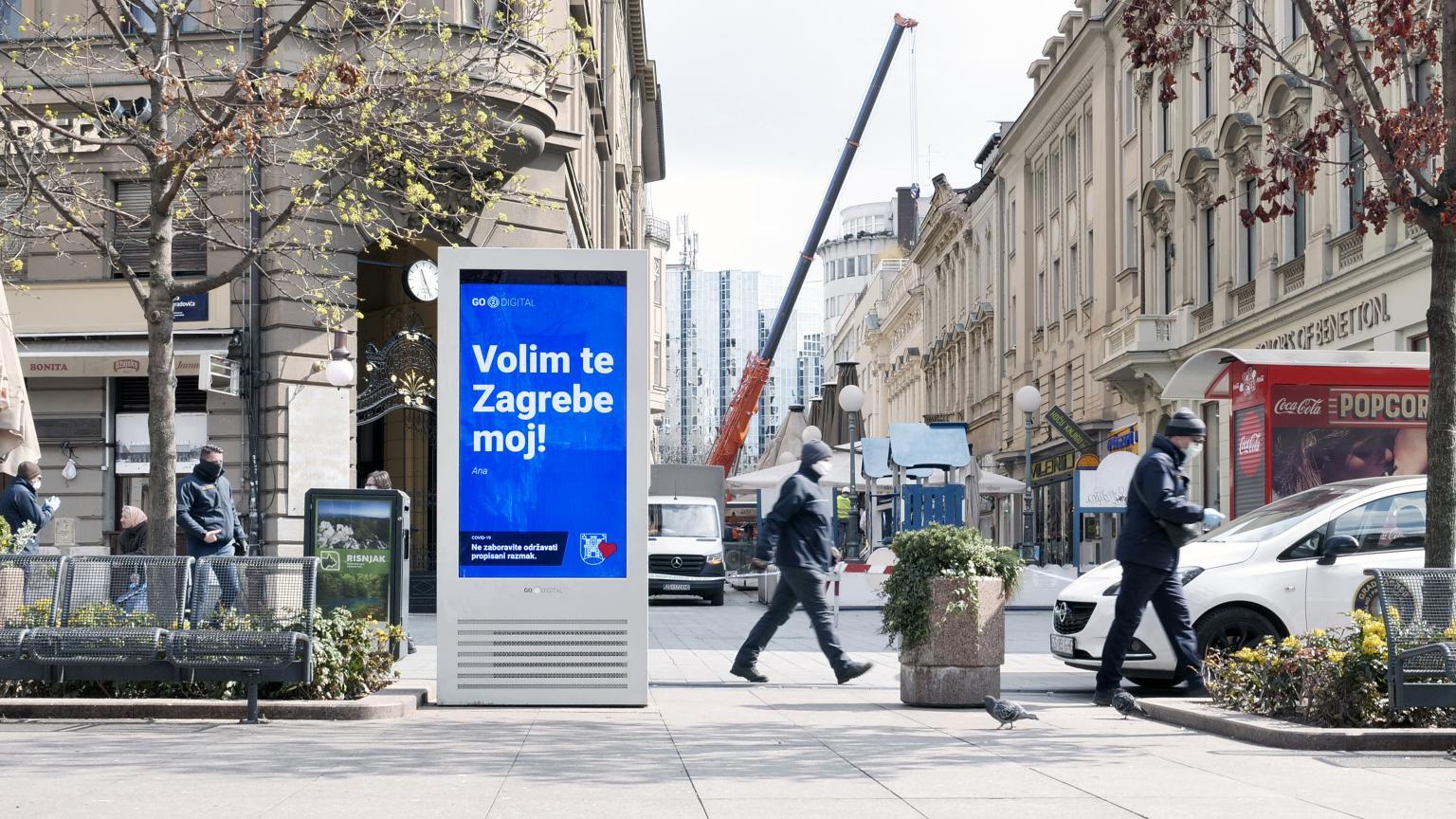 Zagreb poruke 2