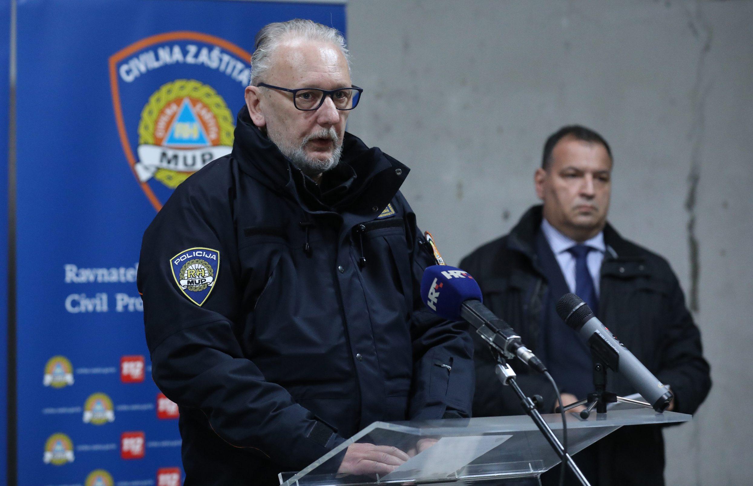 Davor Božinović i Vili Beroš