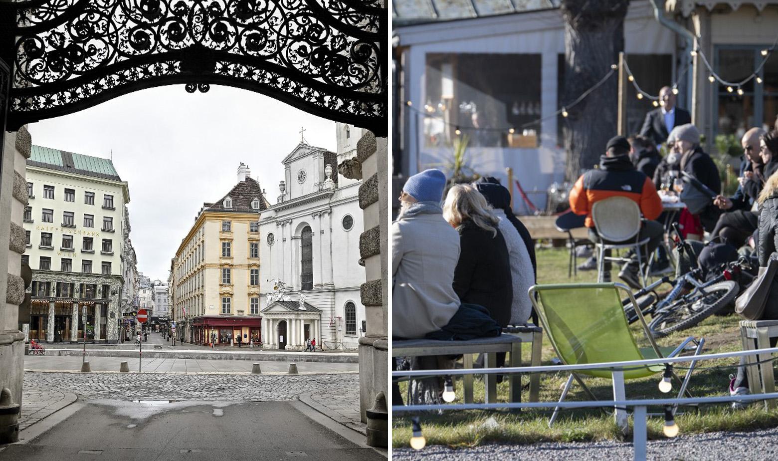 Beč i Stockholm