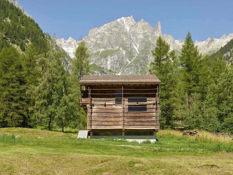 Drvena kućica 1