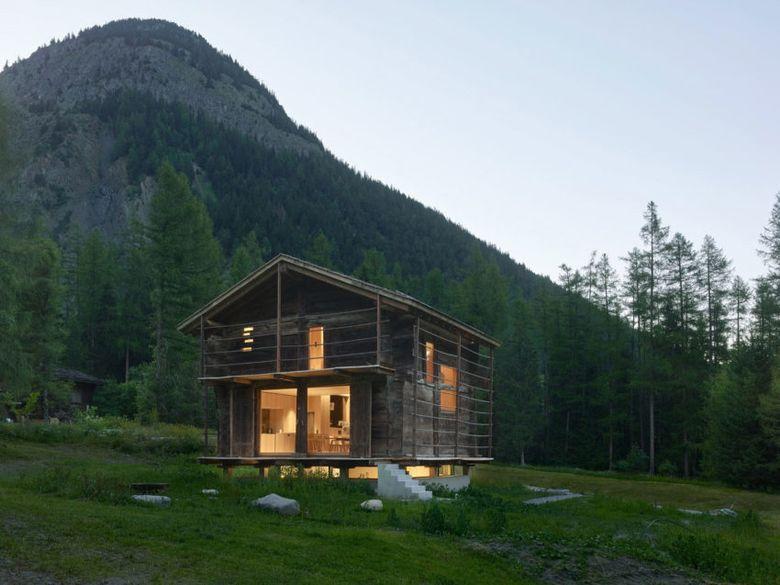 Drvena kućica 11