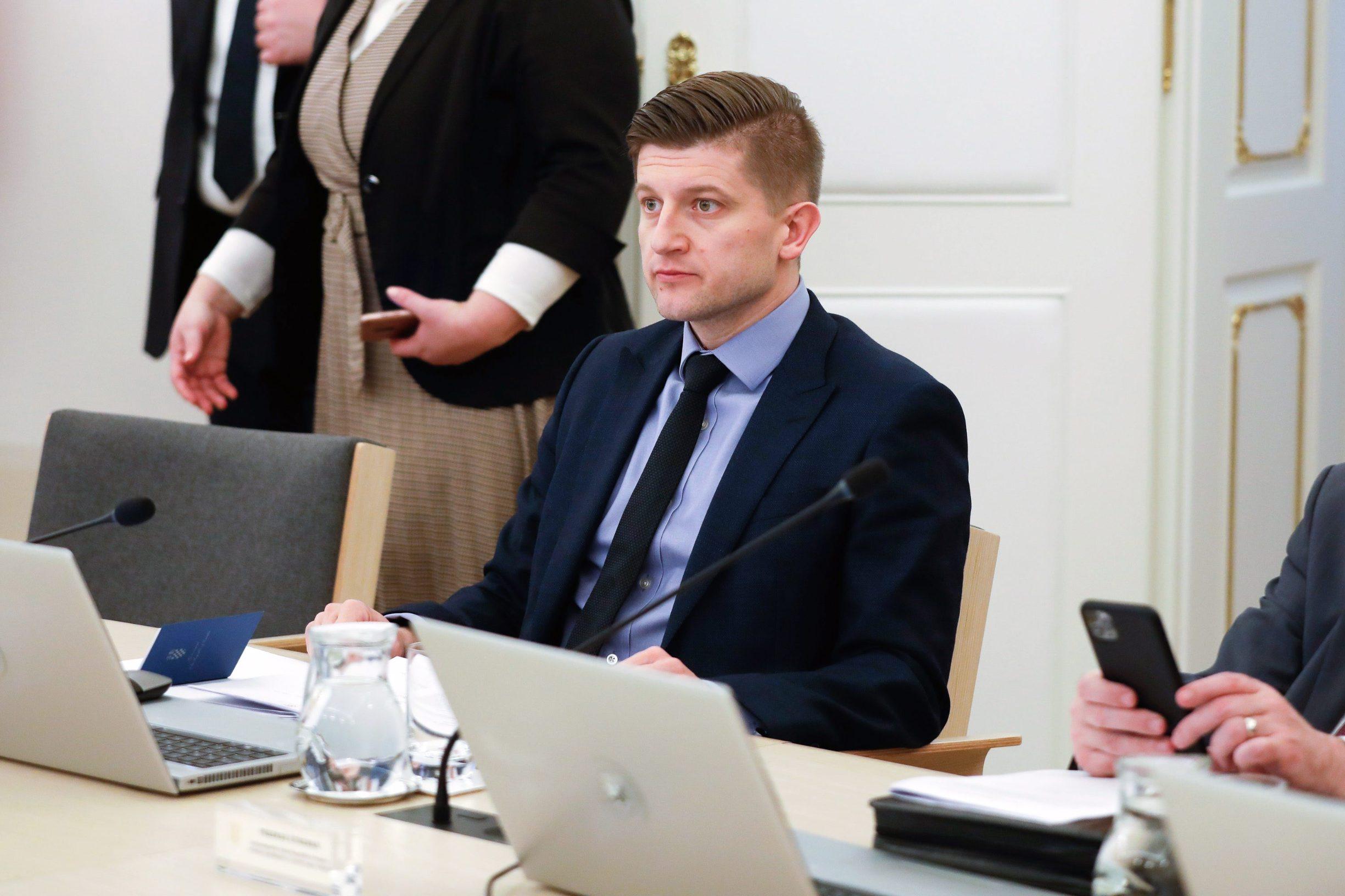 Potpredsjednik hrvatske vlade i ministar financija Zdravko Marić, ujedno i predsjedavajući Vijeća ministara financija EU