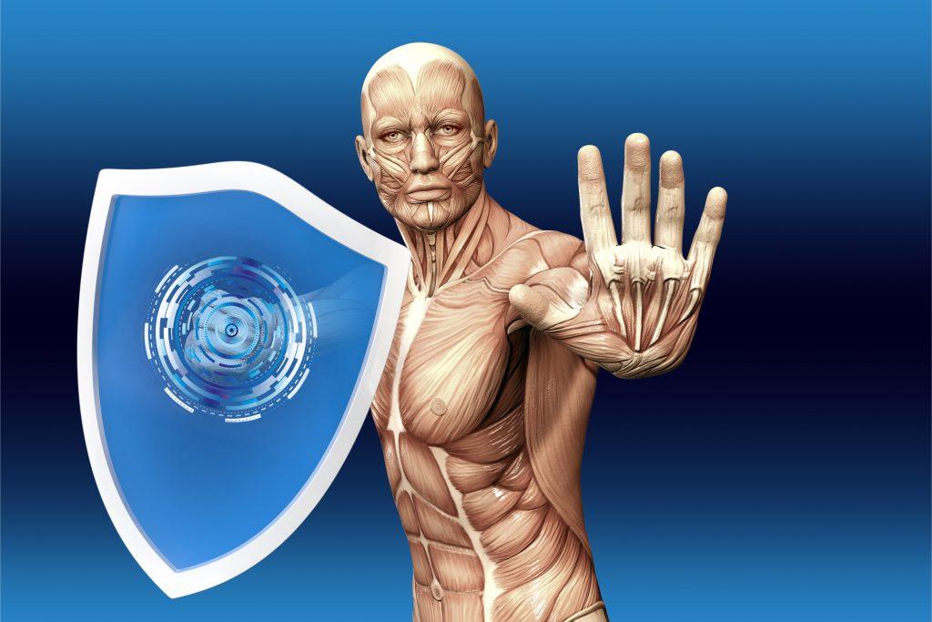 U mnogo čemu sami smo odgovorni u kakvom nam je stanju imunitet kao štit protiv bakterija i virusa