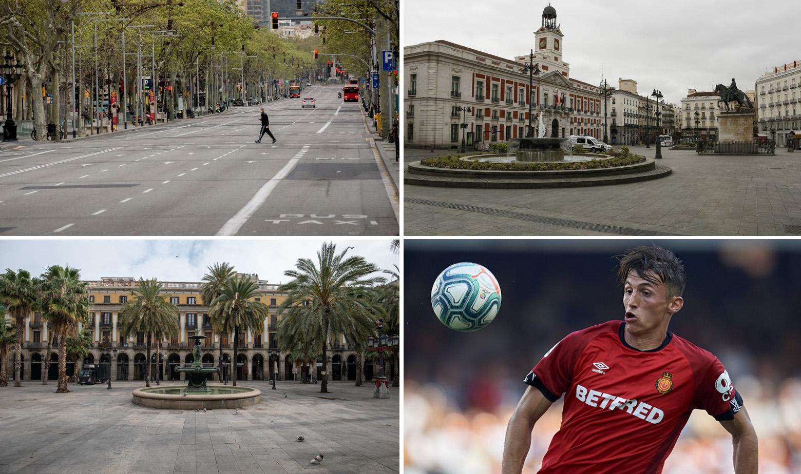 Prizori iz Španjolske i Ante Budimir