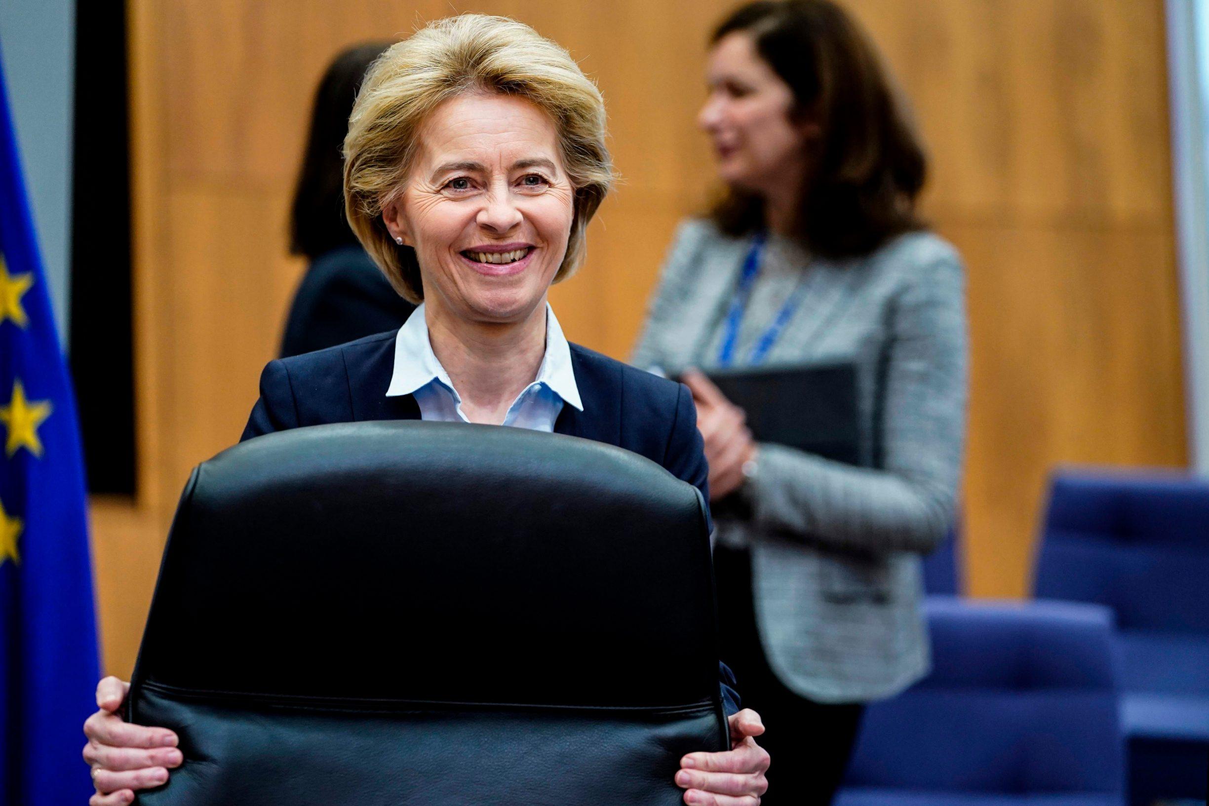 Ursula von der Leyen se poziva na osnivače Europske unije
