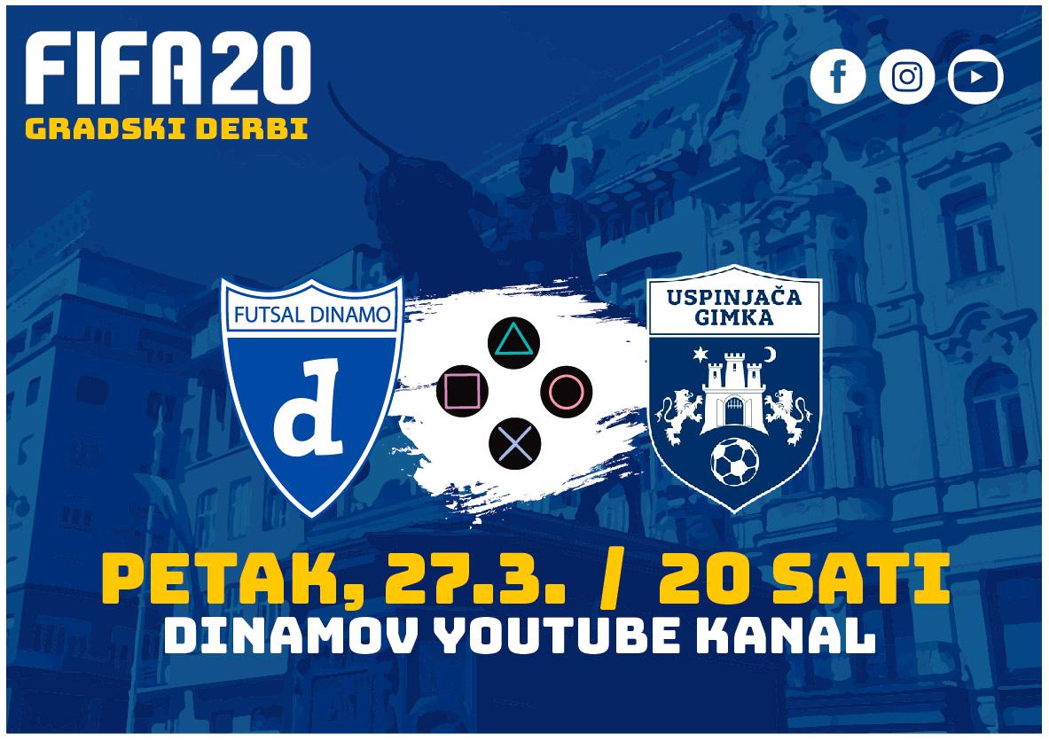 Dinamo Gimka vizual