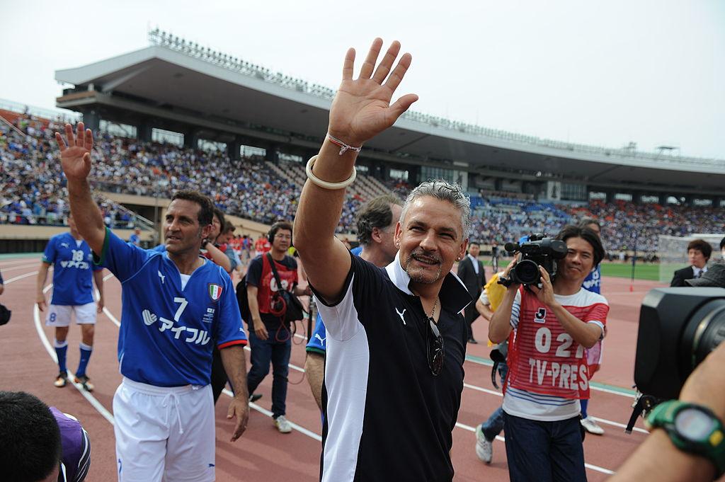 Angelo di Livio i Roberto Baggio
