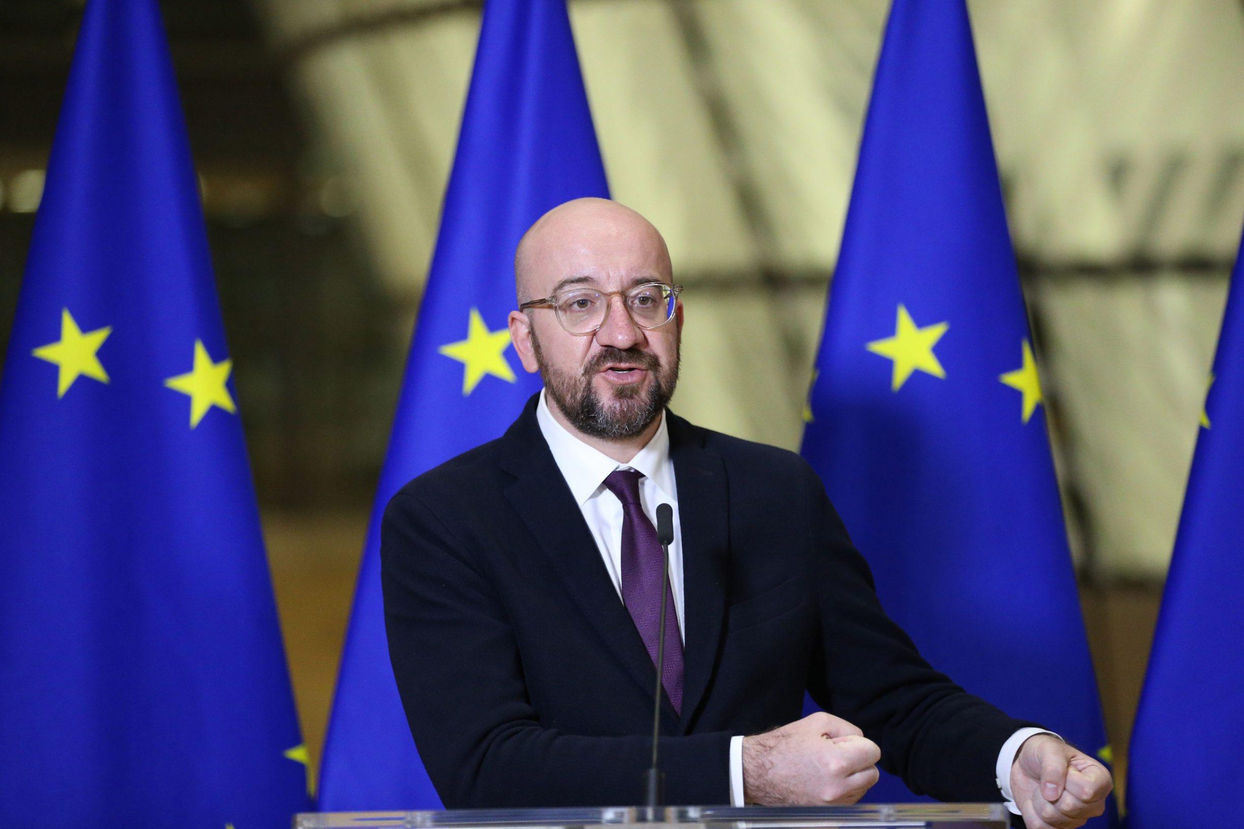 Charles Michel, predsjednik Europskog vijeća