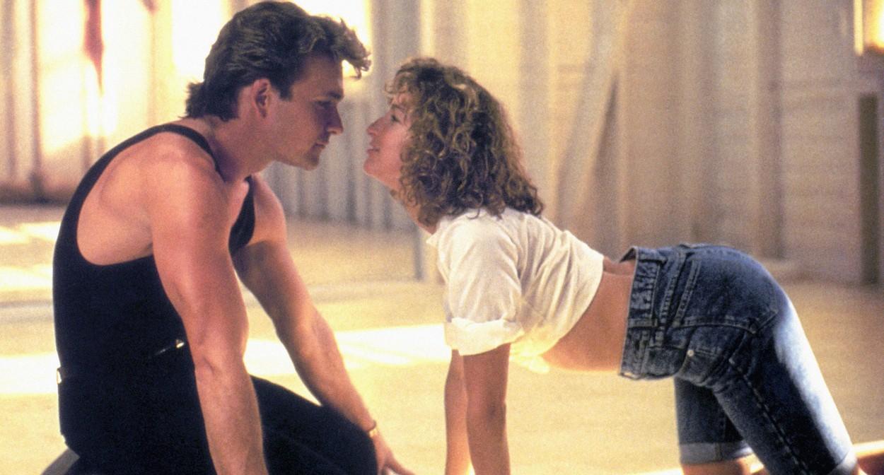 Scena iz filma 'Prljavi ples'
