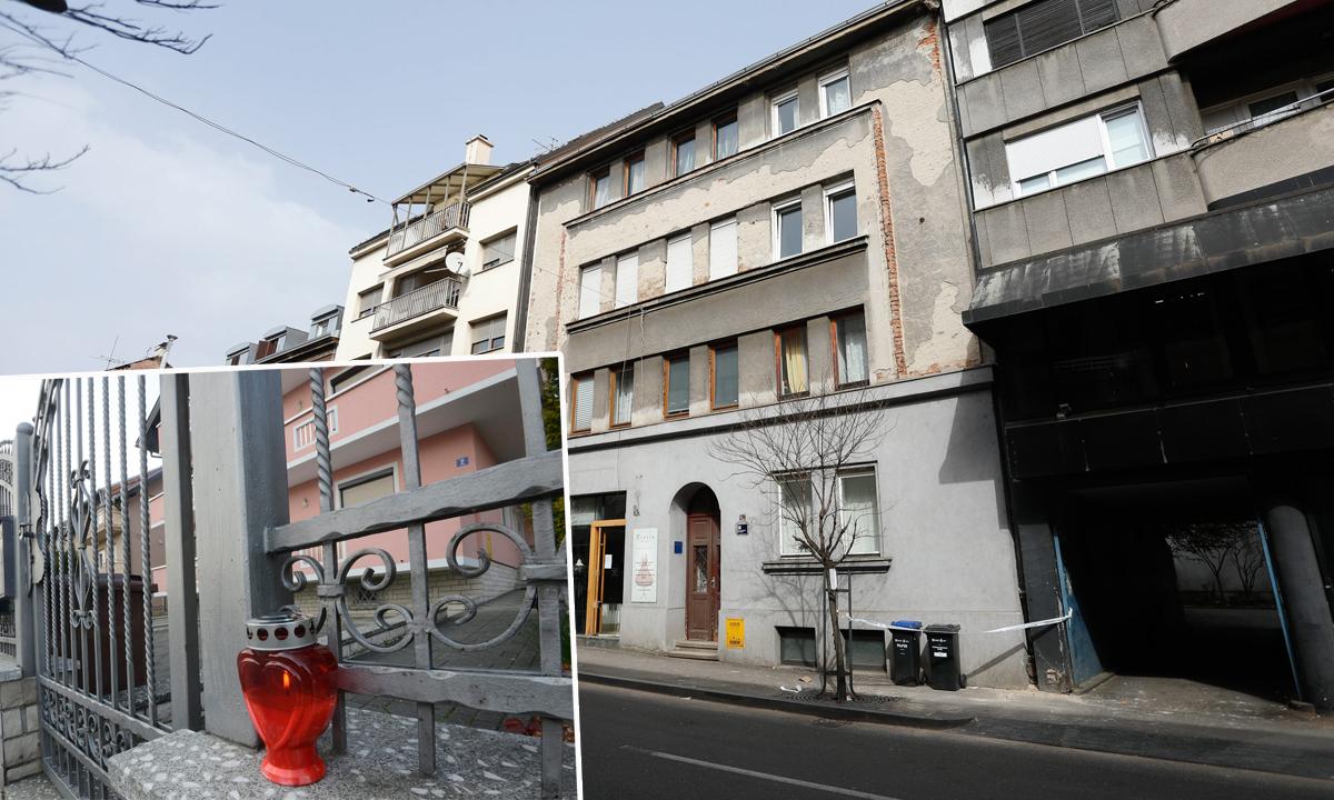 U jutarnjim satima poginuo radnik koji je pao s krova zgrade u Domjanićevoj ulici